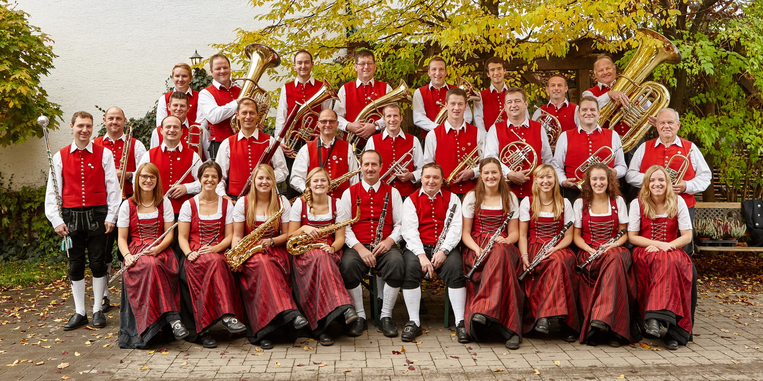 Musikkapelle Blonhofen 2016